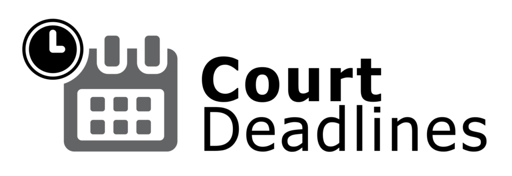 Federal Court Answer Deadline (Generally)